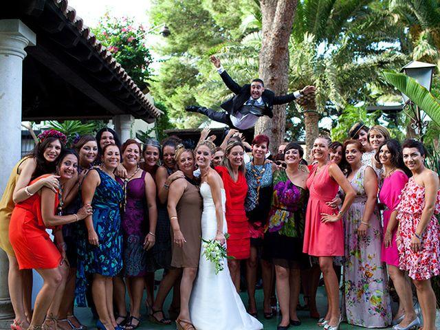 La boda de Luis Miguel y Mª Mar en Huercal De Almeria, Almería 1