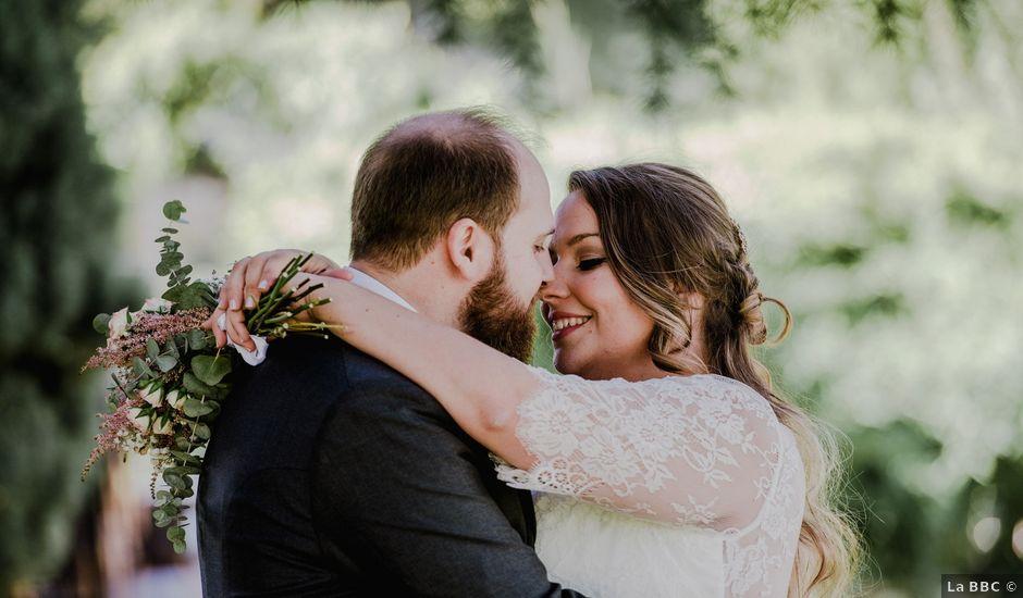 La boda de Dani y Eli en Madrid, Madrid