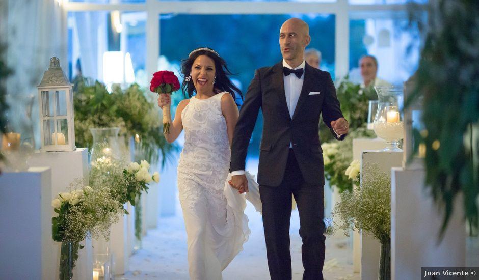 La boda de Javi y Geles en Valencia, Valencia