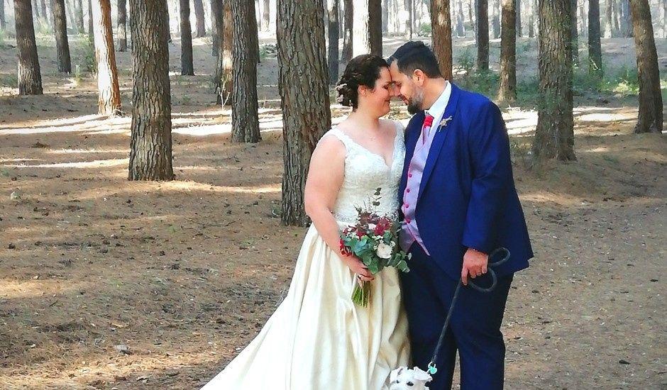 La boda de chechu y Andrea  en Valdilecha, Madrid
