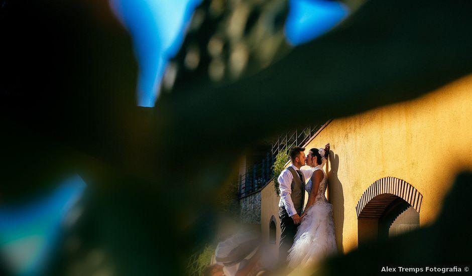 La boda de Carlos y Mónica en Llers, Girona