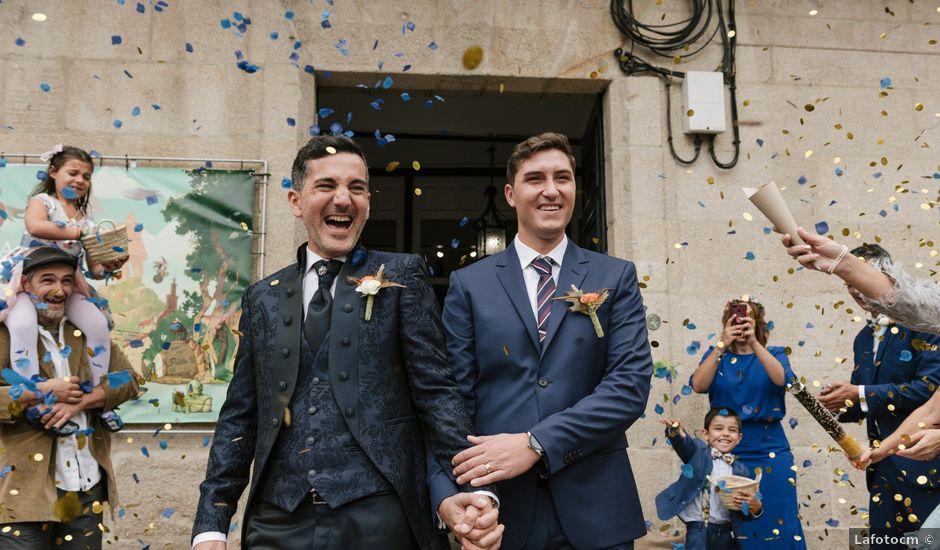 La boda de Pepi y Cami en Allariz, Orense