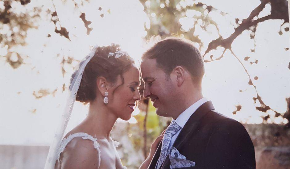 La boda de David y Susana en Carmona, Sevilla