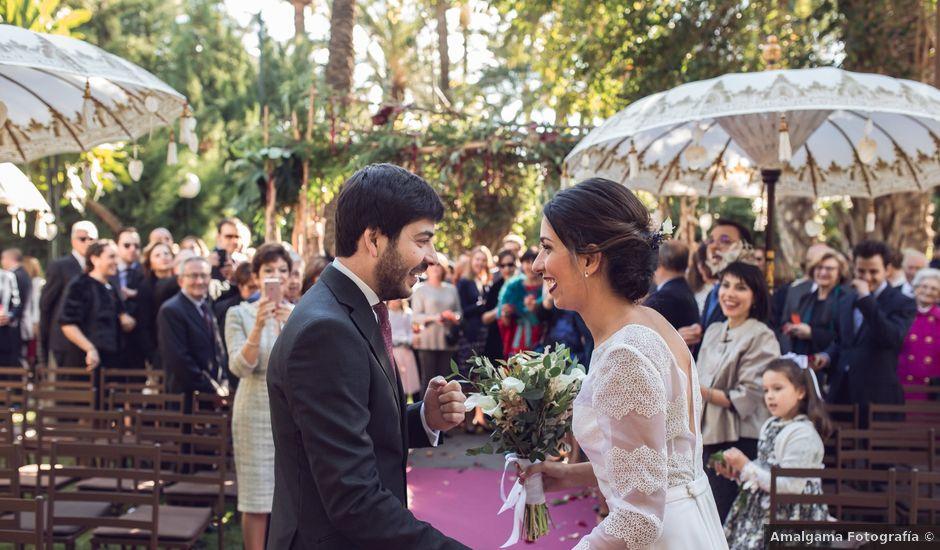 La boda de Pepe y Marta en Elx/elche, Alicante