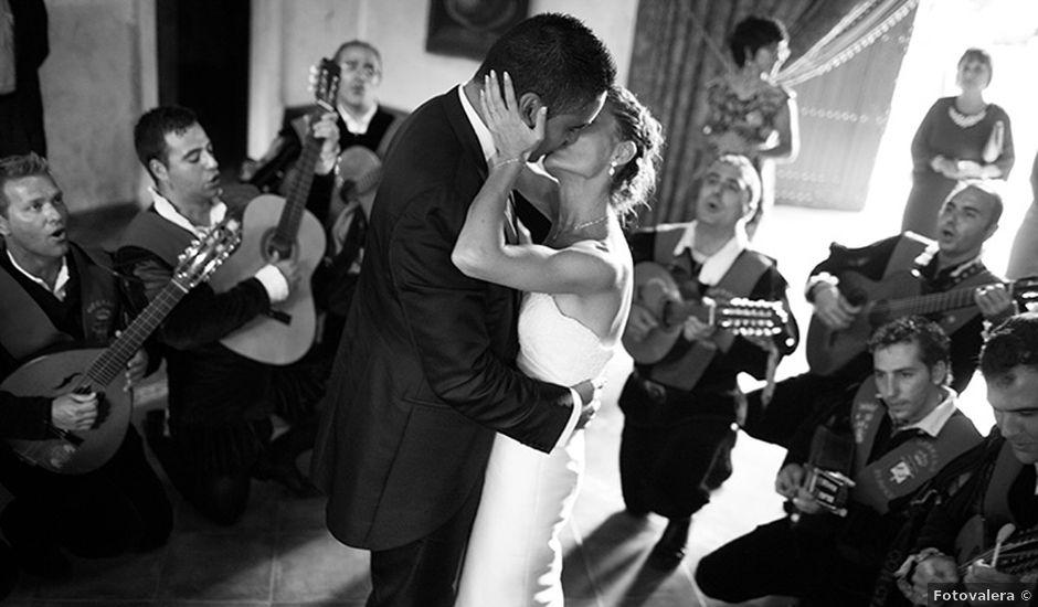 La boda de Luis Miguel y Mª Mar en Huercal De Almeria, Almería