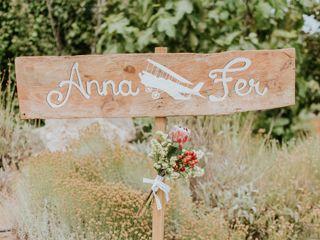 La boda de Anna y Fer 3