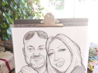La boda de M.Carmen y Ismael 1