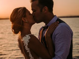 La boda de Joana y Marc