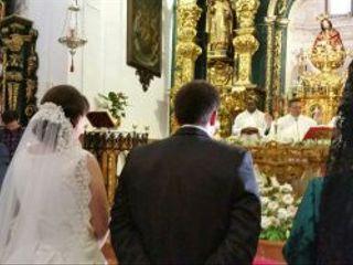 La boda de María y Francisco José 2