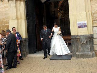 La boda de María y Francisco José