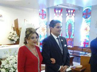 La boda de Amparo y Manuel 2