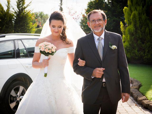 La boda de Andre y Anna en El Bruc, Barcelona 3