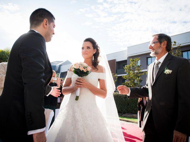 La boda de Andre y Anna en El Bruc, Barcelona 4