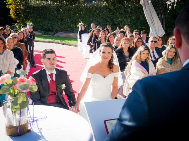 La boda de Andre y Anna en El Bruc, Barcelona 7
