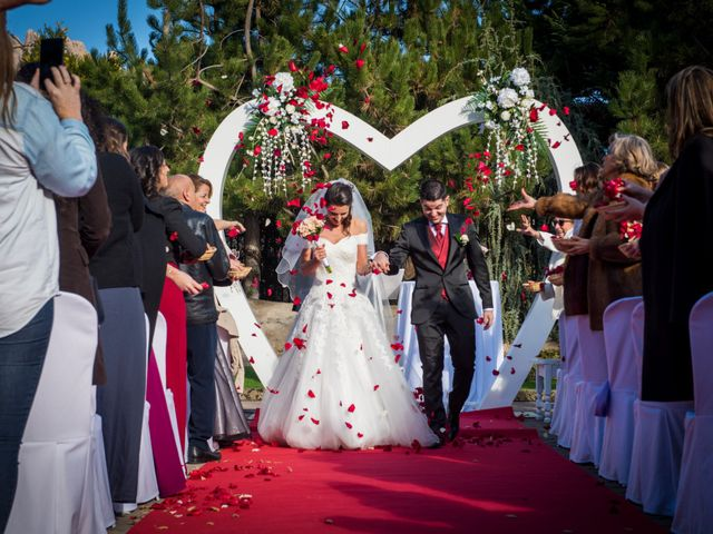 La boda de Andre y Anna en El Bruc, Barcelona 9