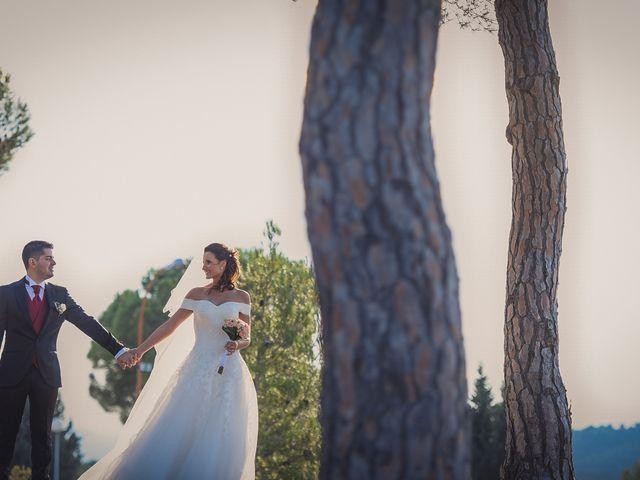 La boda de Andre y Anna en El Bruc, Barcelona 11