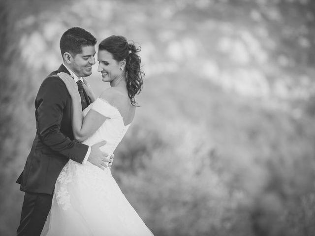 La boda de Anna y Andre