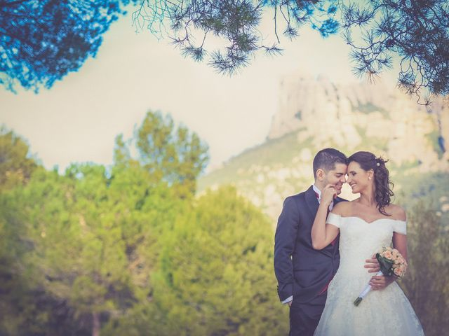 La boda de Andre y Anna en El Bruc, Barcelona 12