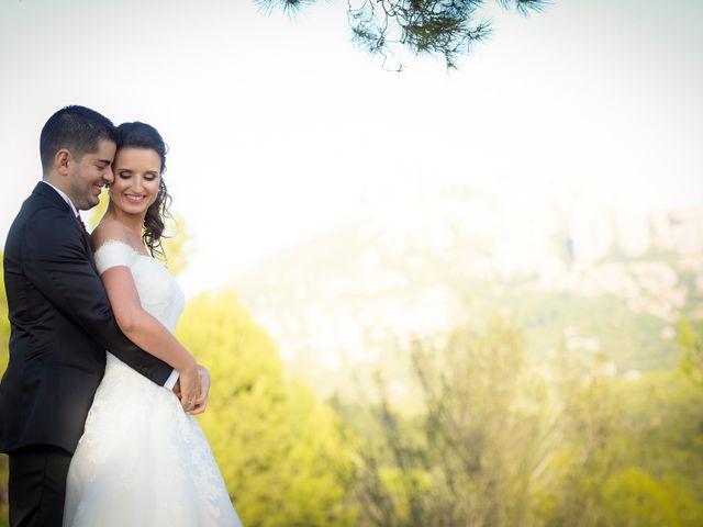 La boda de Andre y Anna en El Bruc, Barcelona 13
