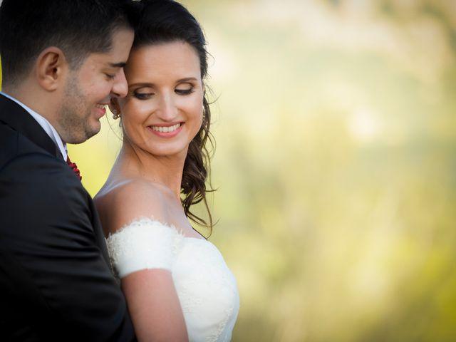 La boda de Andre y Anna en El Bruc, Barcelona 1