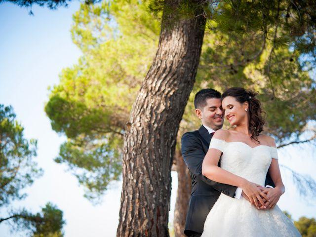 La boda de Andre y Anna en El Bruc, Barcelona 14
