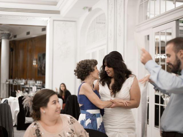 La boda de David y Ana en Madrid, Madrid 3