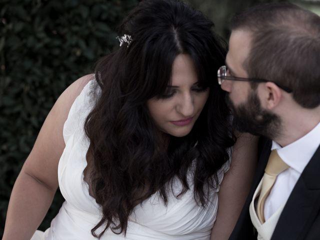 La boda de David y Ana en Madrid, Madrid 9