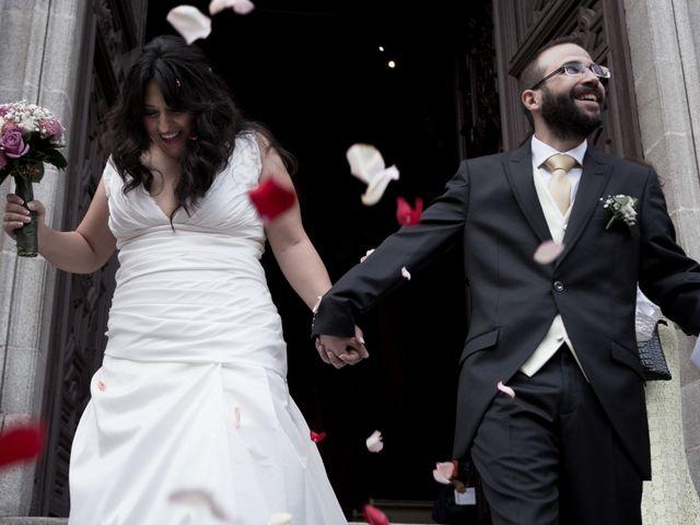 La boda de David y Ana en Madrid, Madrid 14