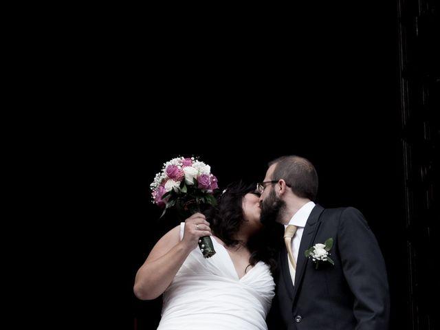 La boda de David y Ana en Madrid, Madrid 15