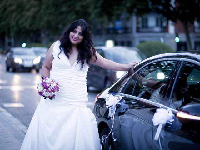 La boda de David y Ana en Madrid, Madrid 18
