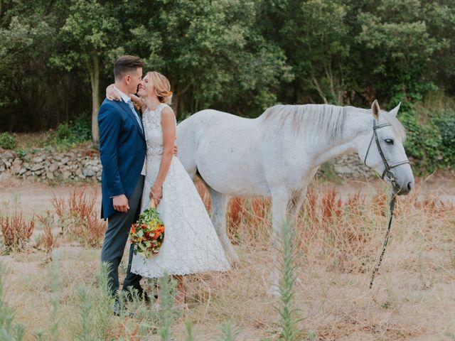 La boda de Anna y Fer