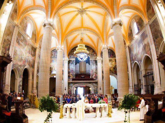 La boda de Juanma y Estefania en Albacete, Albacete 15