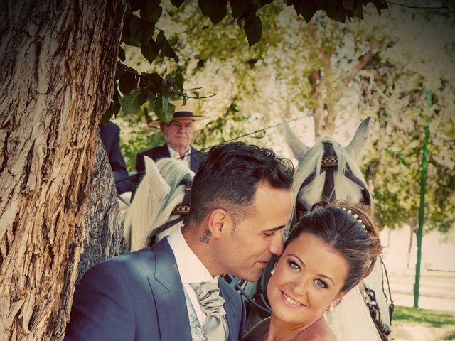 La boda de Juanma y Estefania en Albacete, Albacete 23