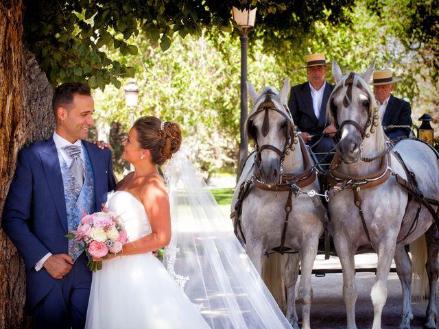 La boda de Juanma y Estefania en Albacete, Albacete 24