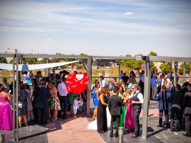 La boda de Juanma y Estefania en Albacete, Albacete 28