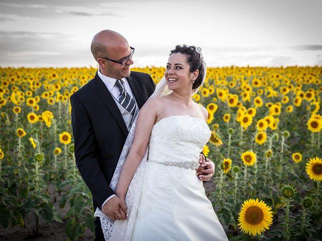 La boda de Javi y Upe