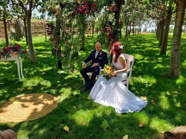 La boda de M.Carmen y Ismael