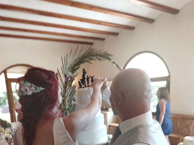 La boda de Ismael y M.Carmen en Ribarroja del Turia, Valencia 7