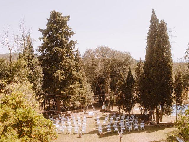 La boda de Samu y Anna en Sant Marti De Centelles, Barcelona 3