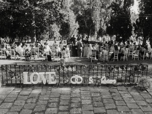 La boda de Samu y Anna en Sant Marti De Centelles, Barcelona 15