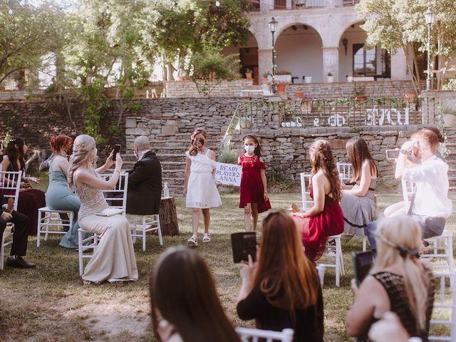 La boda de Samu y Anna en Sant Marti De Centelles, Barcelona 18