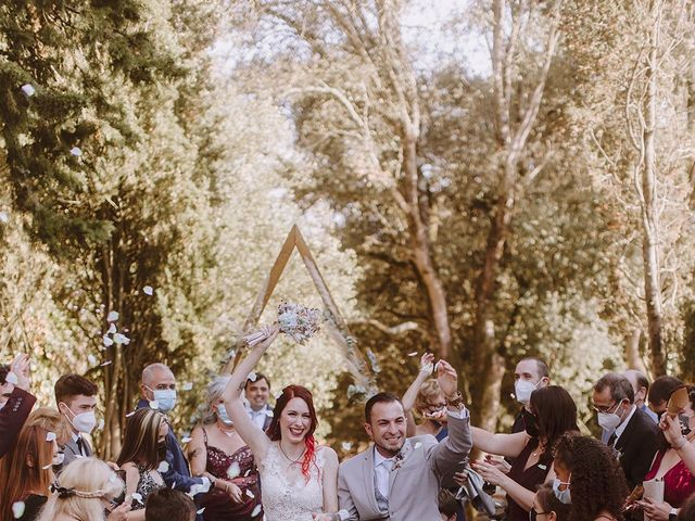 La boda de Samu y Anna en Sant Marti De Centelles, Barcelona 24