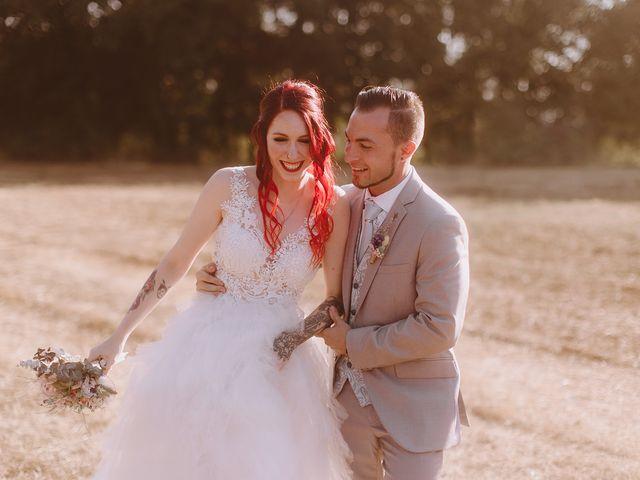 La boda de Anna y Samu