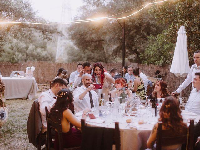 La boda de Samu y Anna en Sant Marti De Centelles, Barcelona 32
