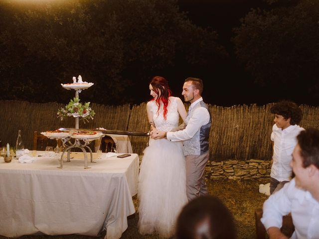 La boda de Samu y Anna en Sant Marti De Centelles, Barcelona 33
