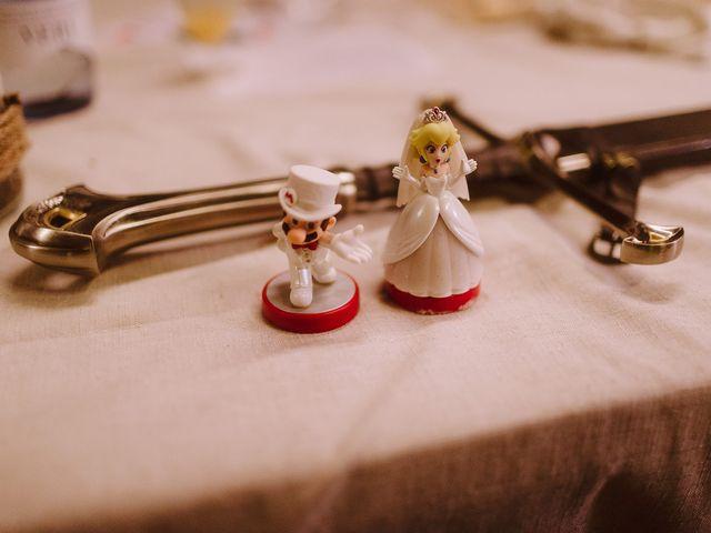 La boda de Samu y Anna en Sant Marti De Centelles, Barcelona 34