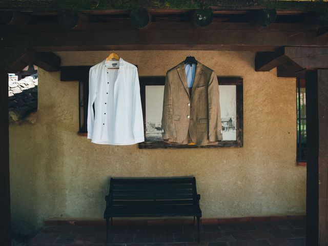 La boda de Álvaro y Eva en Sepulveda, Segovia 7