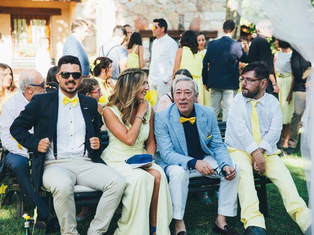 La boda de Álvaro y Eva en Sepulveda, Segovia 26