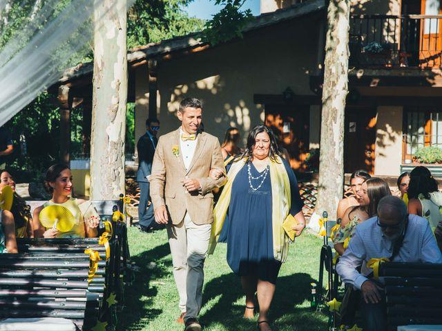 La boda de Álvaro y Eva en Sepulveda, Segovia 27