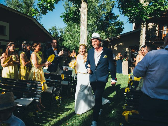 La boda de Álvaro y Eva en Sepulveda, Segovia 28